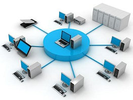 DDS Provides Computer Network Components