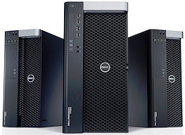 DDS Computers Sells Dell Workstations